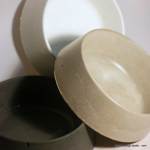 Concrete bowl-014