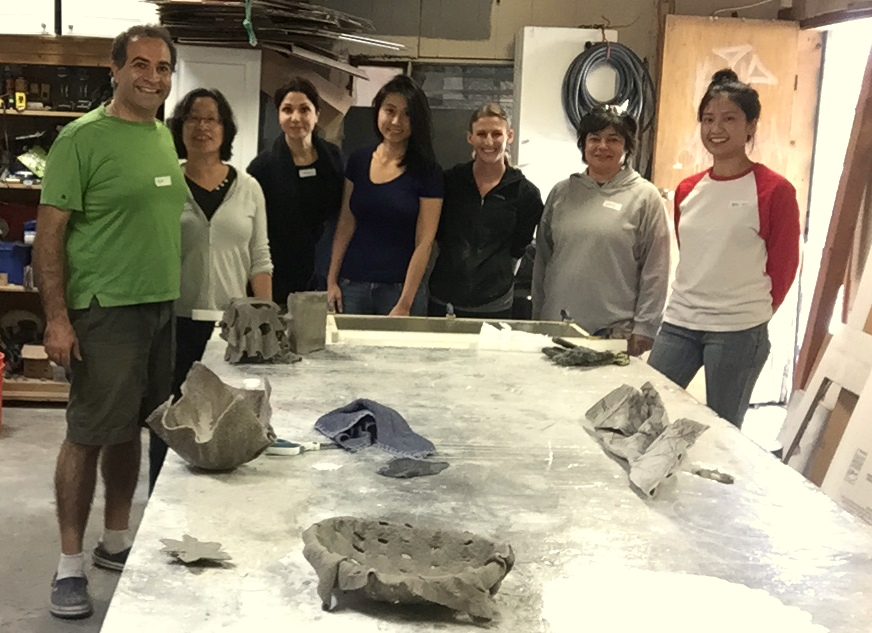 concrete workshp